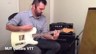 Video MJT Guitars VTT MP3, 3GP, MP4, WEBM, AVI, FLV Juni 2018