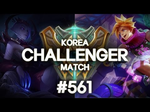 韓國菁英對決 #561 | Faker, Spirit, Huni, SoHwan, Mightybear
