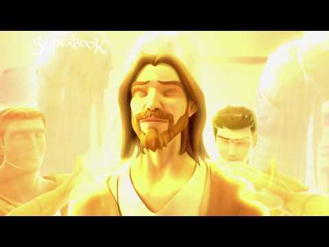 Angels Revive Jesus - Superbook