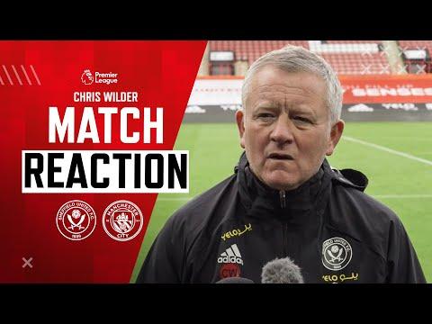Chris Wilder | Match Reaction Interview | Sheffield United 0-1 Man City
