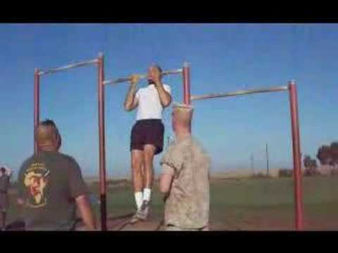 how to train for pft