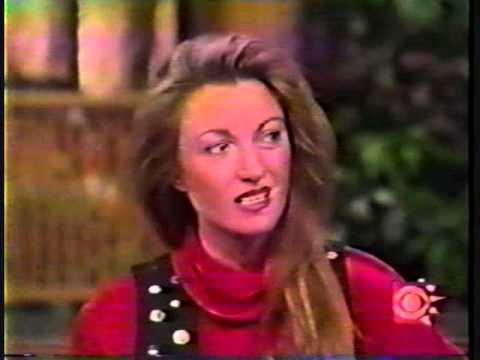Jane Seymour on CBS This Morning  [1.13]