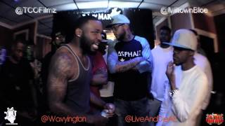 Spit Dat Heat | Wavington vs. AE