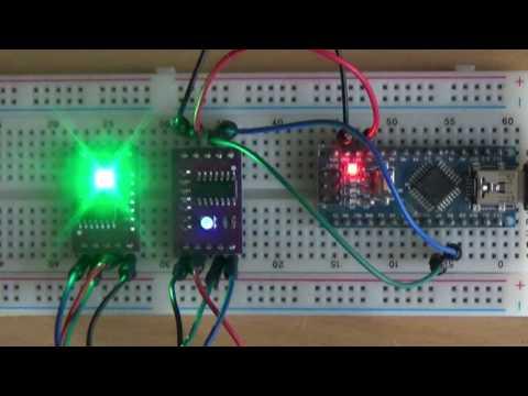 P9813 RGB LED driver