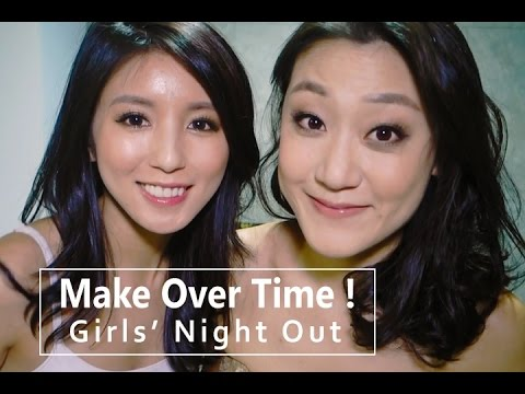 Girls' Night Out Make Up Tutorial