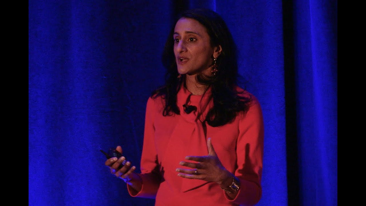 Bina Venkataraman (author of The Optimist's Telescope) at the FYE® Conference 2020