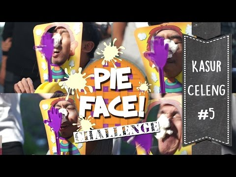 Video PIE FACE CHALLENGE  with Picky Picks - Kasur Celeng #5 download in MP3, 3GP, MP4, WEBM, AVI, FLV January 2017