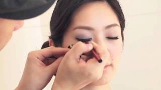 星級化妝師Gary Chung示範甜美Party Make Up!