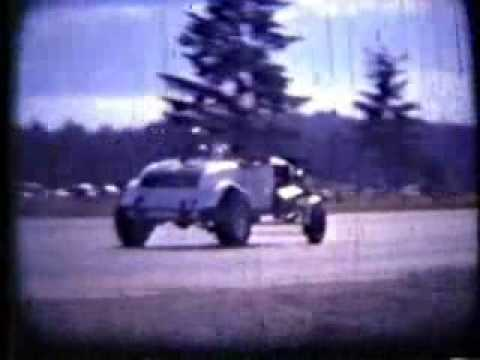 Early footage famous drag racers