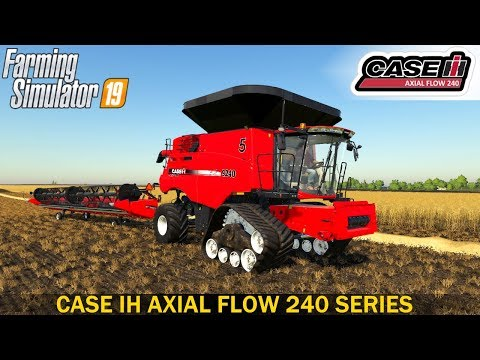 Case IH Axial-Flow 240 Series v2.0