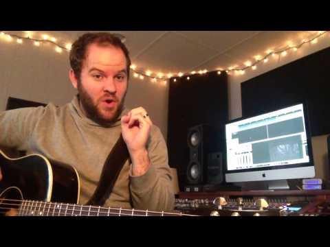Acoustic Guitar Recording Tip