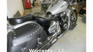2. 2009 Yamaha Road Star S - Details, Review