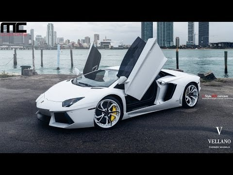 MC Customs Lamborghini Aventador
