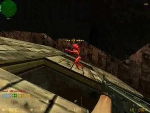 記住,以後玩CS不要靠近這個人!