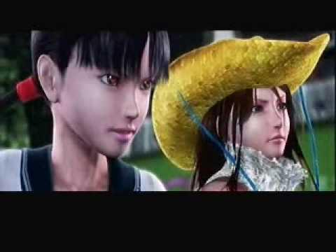 All CG scenes [Includes boobies :D] - Onechanbara Bikini Samurai Squad