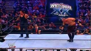 Download Lagu Undertaker VS. Kane (At Wrestlemania 20) Part 2(PT. 1 REMOVED) Mp3