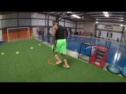 Breakaway Fitness Footwork Tutorial