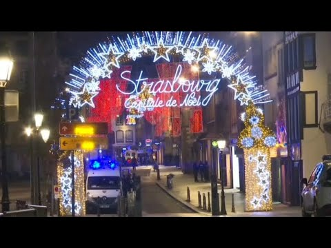 Shooting reported in Strasbourg, France