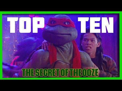 TMNT 2: Secret of The Ooze TOP 10 Most Memorable Scenes