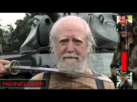 Events that changed Rick Grimes   The Walking Dead   Seasons 1-6
