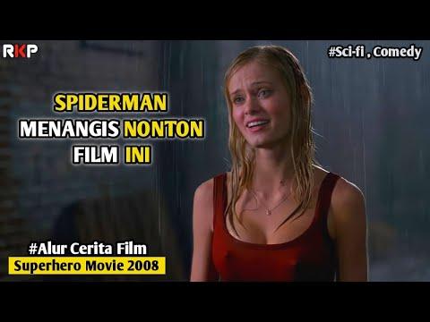 SUPERHERO GAK ADA AKHLAK | Alur Cerita Film Superhero Movie 2008