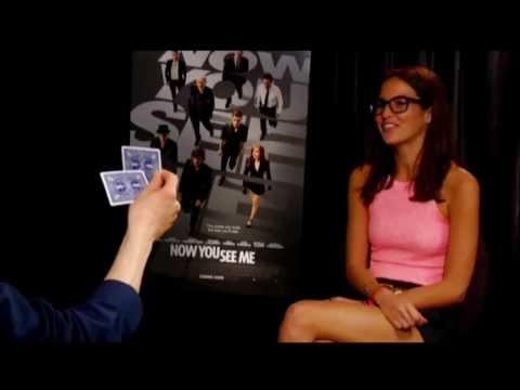 Jesse Eisenberg trolls and interviewer