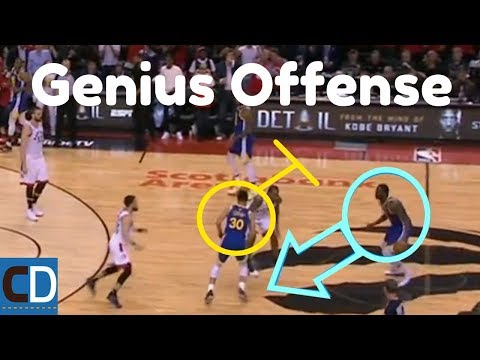 Warriors vs Raptors Game 5: Chess Not Checkers