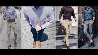 Video Latest Men's Formal Shirt Pant Fashion 2018   Best Formal style 2018   Perfect Beauty Light MP3, 3GP, MP4, WEBM, AVI, FLV Februari 2019