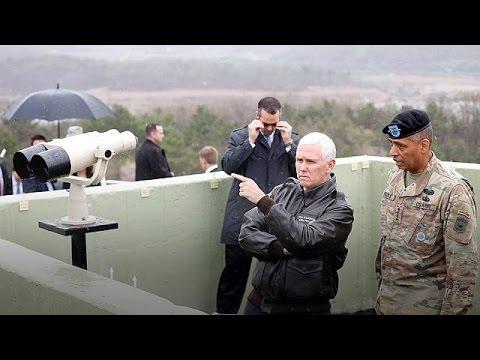 Μ.Πενς: «Η εποχή της στρατηγικής υπομονής των ΗΠΑ τελείωσε