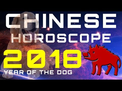 Pig Chinese Horoscope 2018 Predictions