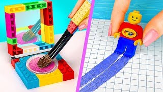 Video Make Old Toys Great Again / 10 Cool Ways To Reuse Lego MP3, 3GP, MP4, WEBM, AVI, FLV Maret 2019