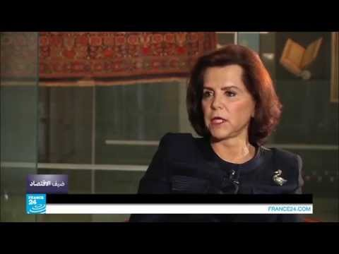 Interview with Ms. Shermine Dajani on France 24 TV channel, February 2015