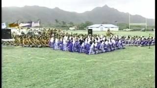 Salelologa Samoa  city pictures gallery : Pese Salelologa 1-American Samoa Flag Day