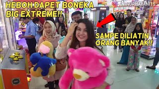 Video DAPET BONEKA GEDE BANGET!! SAMPE DILIATIN ORANG BANYAK!! MAIN RAME-RAME SAMA SUBSCRIBER!! MP3, 3GP, MP4, WEBM, AVI, FLV Februari 2019