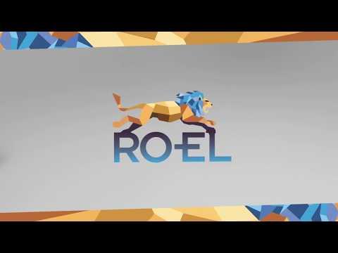 The Torch - auto open & close compact umbrella - by RO-EL