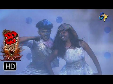 Video Sanketh and Priyanka Performance | Dhee Jodi | 15th March 2017 | ETV Telugu download in MP3, 3GP, MP4, WEBM, AVI, FLV January 2017