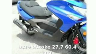 6. Kymco Xciting 250Ri Specs, Info