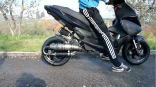 6. -Black Pearl- Gilera Runner SP 50@180 con MDM TEST (1080p HD)