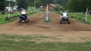 9. 660 Yamaha Raptor vs 07 Polaris Predator 500