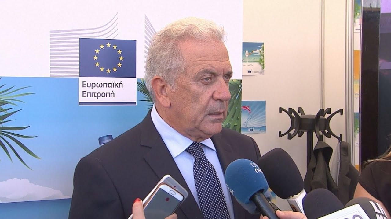 «Η Ευρωπαϊκή Ένωση είναι στο πλευρό της Ελλάδος»