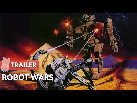 Robot Wars 1993 Trailer | Don Michael Paul | Barbara Crampton