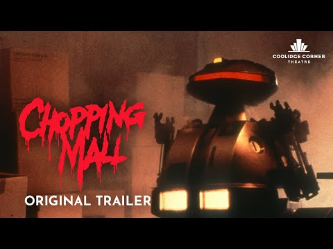 Chopping Mall | Original Trailer | Coolidge Corner Theatre