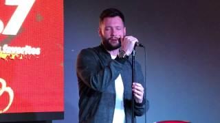 Video You Are the Reason - Calum Scott - Salt Lake City, UT 2/15/17 MP3, 3GP, MP4, WEBM, AVI, FLV Maret 2018