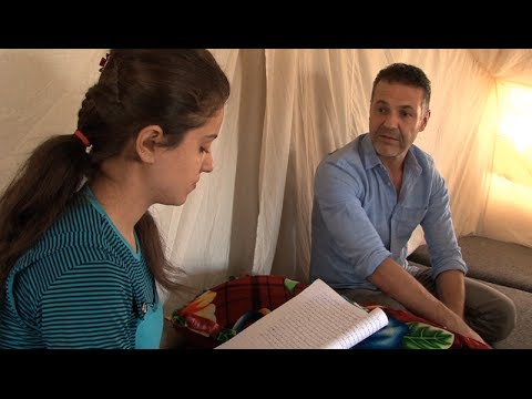 Iraq: Khaled Hosseini Visit