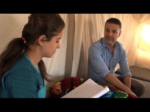 Iraq: Khaled Hosseini Visit