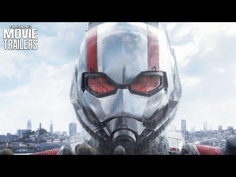 ANT-MAN AND THE WASP Trailer #2 NEW (2018) - Paul Rudd Marvel Superhero Movie