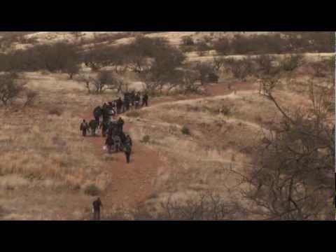 Migración Mexico, Sueños en transito. El Desierto.
