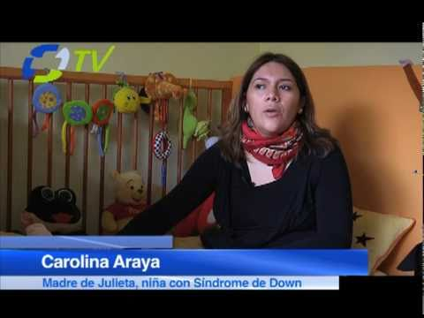 Ver vídeo Síndrome de Down: Documental sobre Julieta