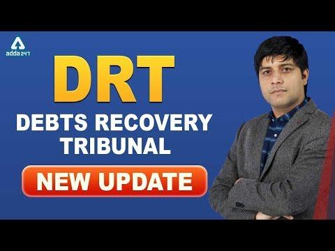 DRT (Debt Recovery Tribunal) | DRAT | JAIIB & DBF 2020 | CAIIB | LRB  Paper-3