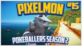 Pixelmon Server Pokeballers Adventure Season 2 Episode 15 - Steelix Cove!